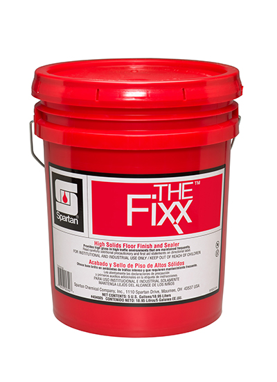 404605 The Fix Premium Floor Finish - 1(5Gal.)
