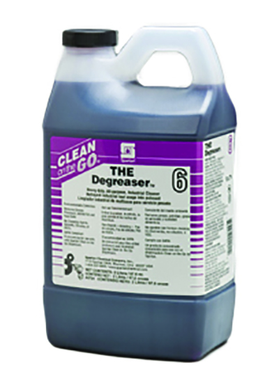473402 THE Degreaser 6 Clean On the Go Heavy Duty All