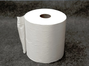 "40624 React White 10""x800' Roll Towels - 6(6/800')"