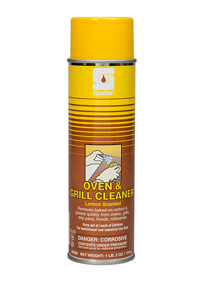 628000 Aerosol Oven & Grill Cleaner - 12(12/20oz)