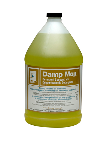 301604 Damp Mop Detergent/Concentrate Floor