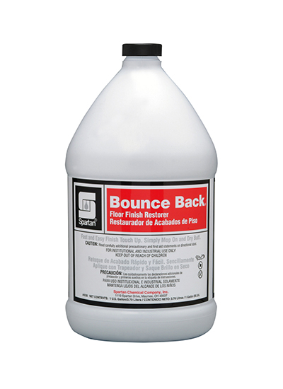 433004 Bounce Back Floor Finish Restorer - 4 (4/1 Gal.)