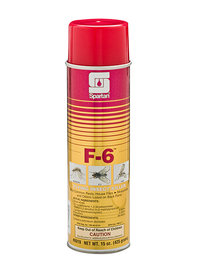 691900 F-6 Flying Insect Killer - 12(12/20 oz.)
