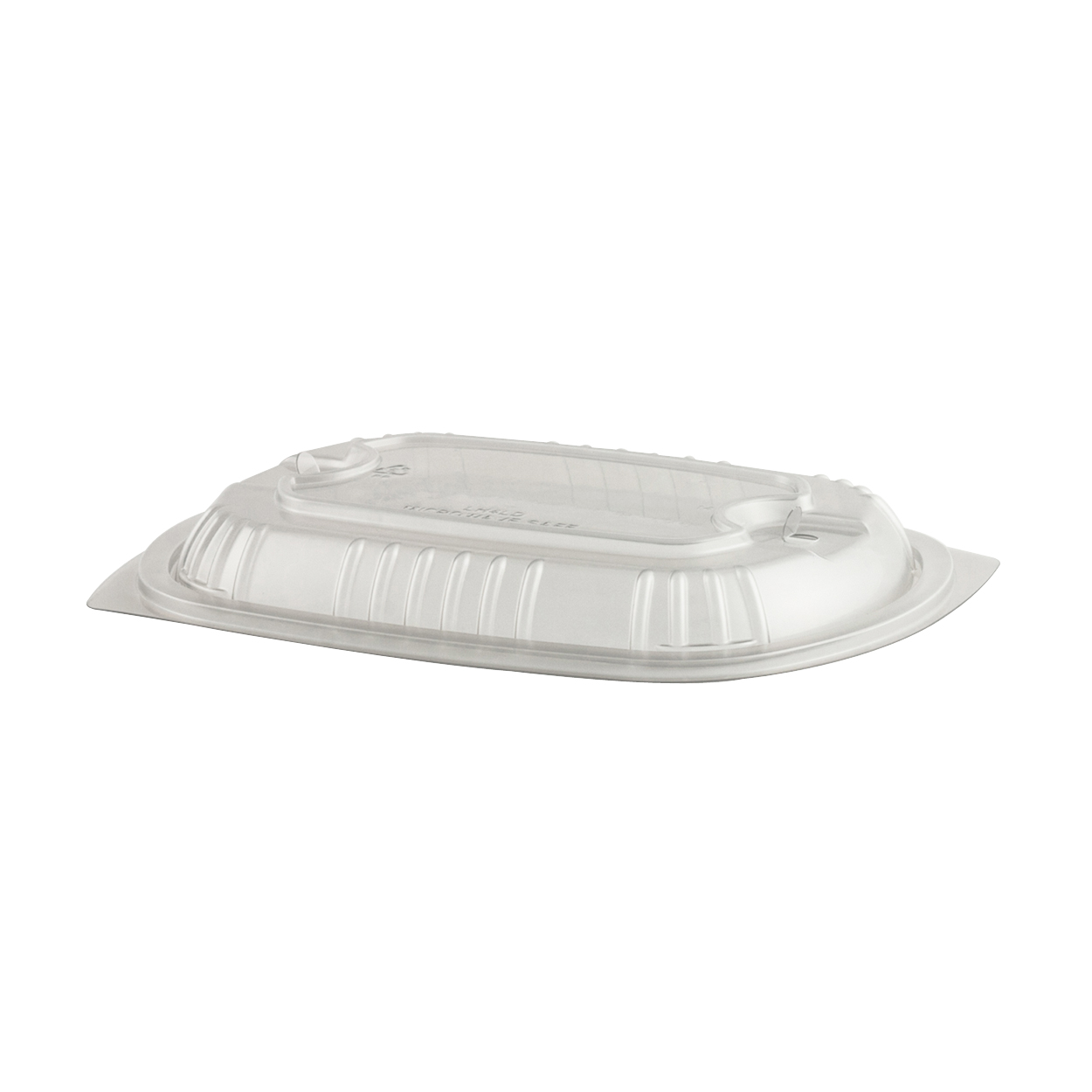 4334003 LH4LD Microraves Clear 24 oz. Microwaveable