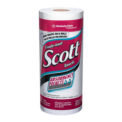 41482 Scott Household Roll Towels (1-ply/128 Sheets) - 20