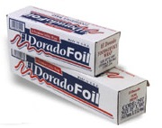 "297 El Dorado 18"" x 500' Heavy Duty Foil Roll - 1"