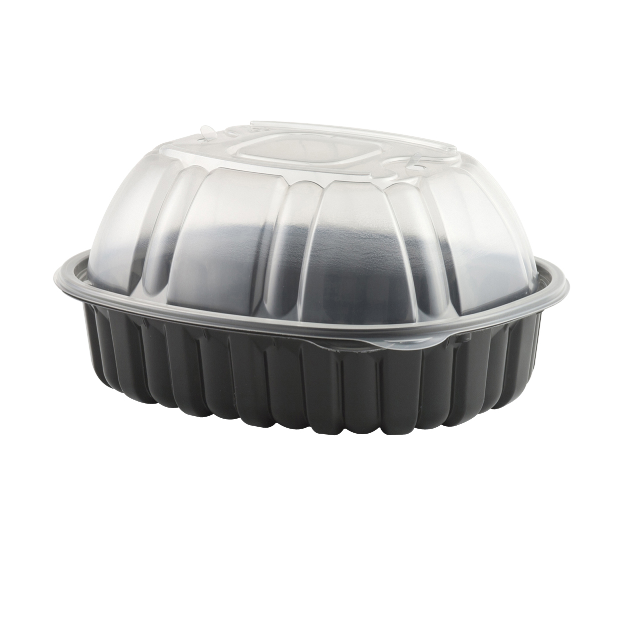 4110600 Nature's Best Large Chicken Roaster Clear Lid &
