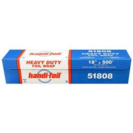 "51808 Heavy Duty 18"" X 500' Roll Foil - 1"