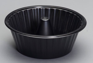 "55A08 8"" Angel Food Cake Ovenable Tray (up to 400) -"
