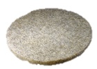 "401820  20"" Natural Hair Blend Heavy Pads - 5"