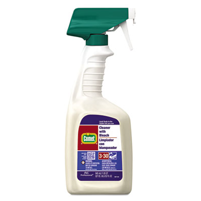 PGC02287CT Comet Cleaner with Bleach - 8(8/32oz.)