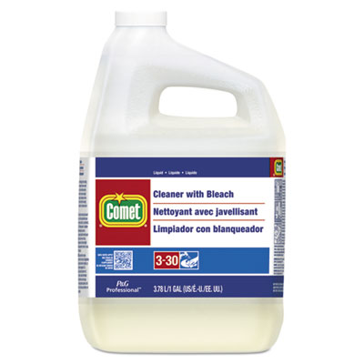 PGC 02291 Liquid Comet with Bleach - 3 (3/1 gal)