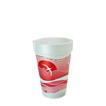 16J16H Horizon 16 oz. Stock Print Foam Cup - 1000(40/25)