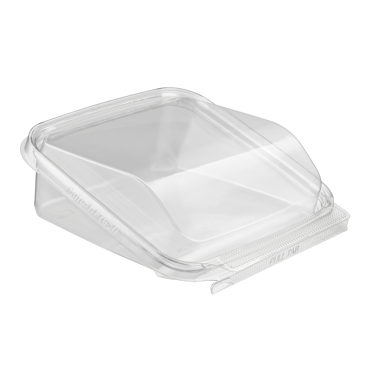 TSSWR Clear Tamper-Proof Wrap Container - 252