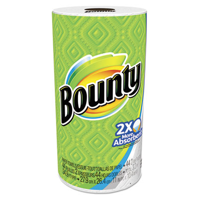 PGC76230 Bounty Perforated  Household Roll Towels - 30