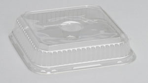 95304 Clear Dome Lid For 55304 - 250 (2/125)