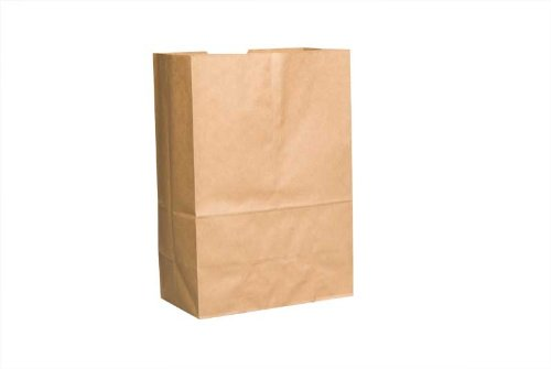 "1/6 57#/80076 Natural  12"" x 7"" x 17"" Super Sacks"