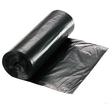 "PGR3339XB Black 33""x39"" 1 Mil Can Liners  - 250(25/10)"